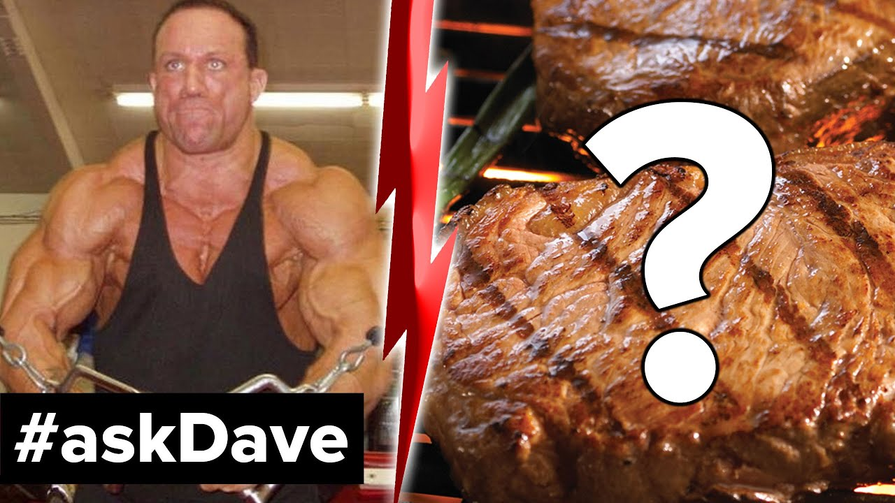 Best Post Workout Meal Askdave Youtube