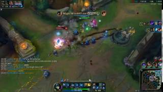 How to counter Draven ultimate with Alistar - League of Legends