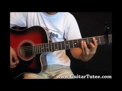 Jason Mraz - Love For A Child, by www.GuitarTutee.com