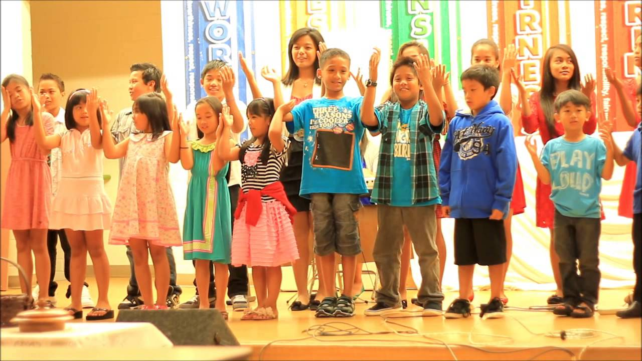 Kids Worship Song With Chords