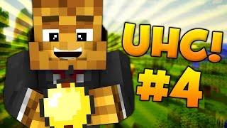 Minecraft Ultra Hardcore (UHC) #4 Season 7 - w/ BajanCanadian