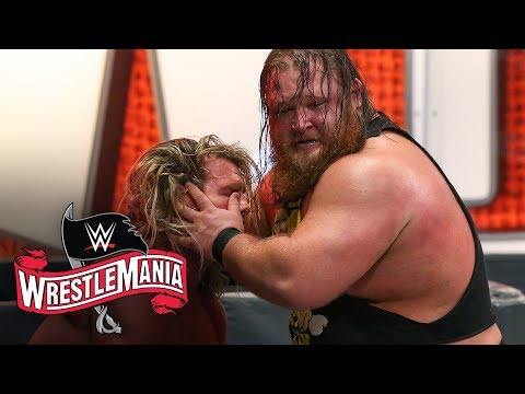 Otis Out For Payback Against Ziggler: WrestleMania 36 (WWE Network Exclusive)