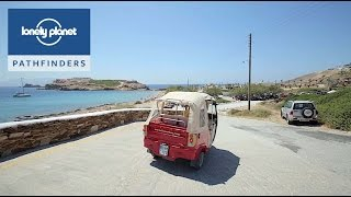 Exploring Ios, Greece - Lonely Planet vlog