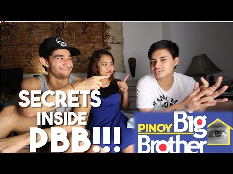 Secrets From Inside the PBB House Pt. 2 (F. Baninay, Jesi, Margo Midwinter)