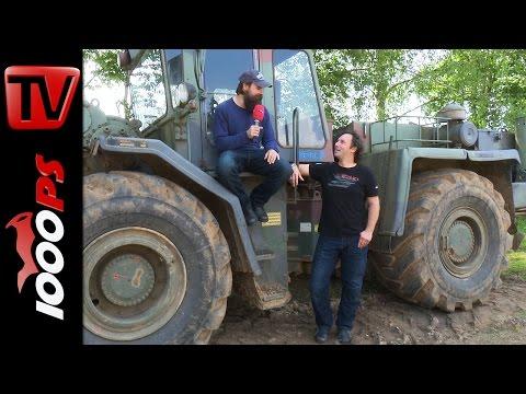 Bull-it Motorrad Jeans im 1000PS Einsatz
