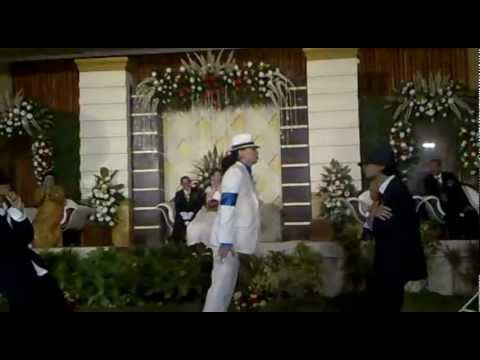 Fadly Jackson Anti Gravity Style Wedding Party Performance (2010)