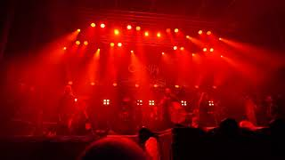 """The Omnia Collective """"Taranis Jupiter"""" Live in Selb 2018"""