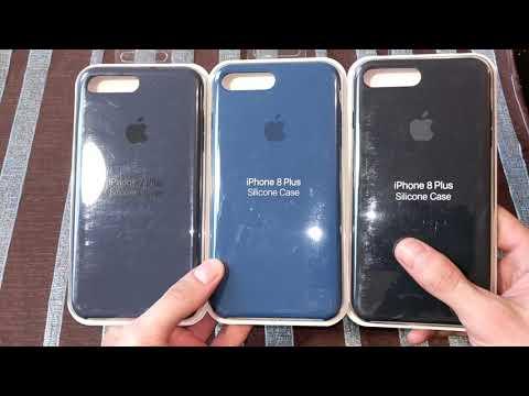 Почти оригинальные чехлы для Iphone 7 Plus с Aliexpress.