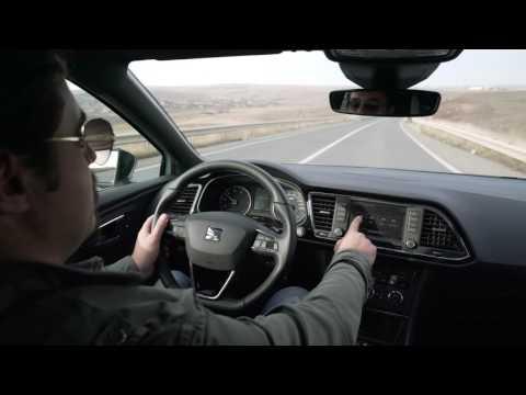 Drive test - SEAT CUPRA 290 Adrian Monoranu - 4K VIDEO