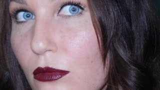 Vampy Lips- The Look for Fall/ Winter Thumbnail