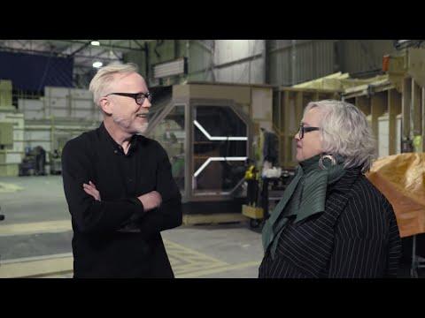 Adam Savage Talks Costumes on the Expanse Set!