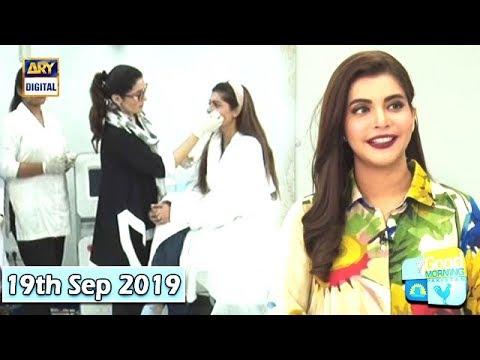 Good Morning Pakistan - Shaista Lodhi - 19th September 2019 - ARY Digital Show