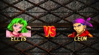 Battle Arena Toshinden 3 Ellis Playthrough