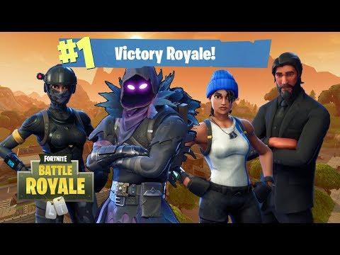 Victoire Royale en team #1