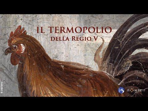 Il Termopolio della Regio V, Pompei