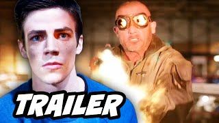 The Flash 2015 Trailer Breakdown - Grant Gustin vs The Rogues
