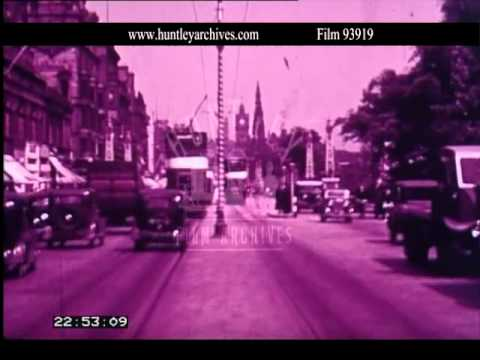 Edinburgh, 1930's - Film 93919