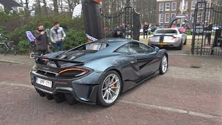 2019 McLaren 600LT - Lovely Sounds!