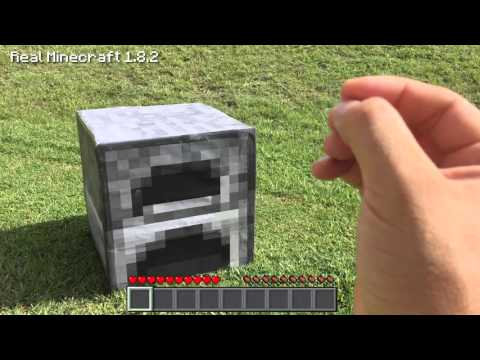 Real Life Minecraft - COOK AN EGG