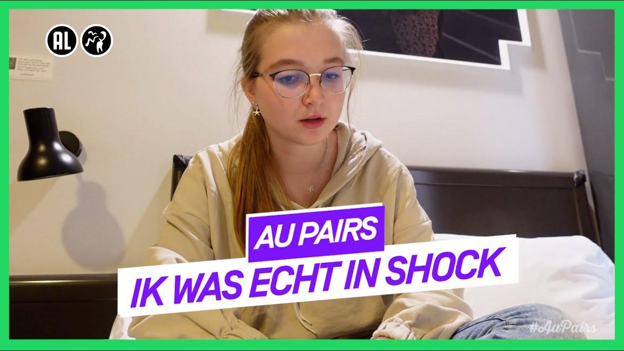 Download Verrassing! De Au Pairs ontmoeten Julia!   Au Pairs #5   NPO 3 TV