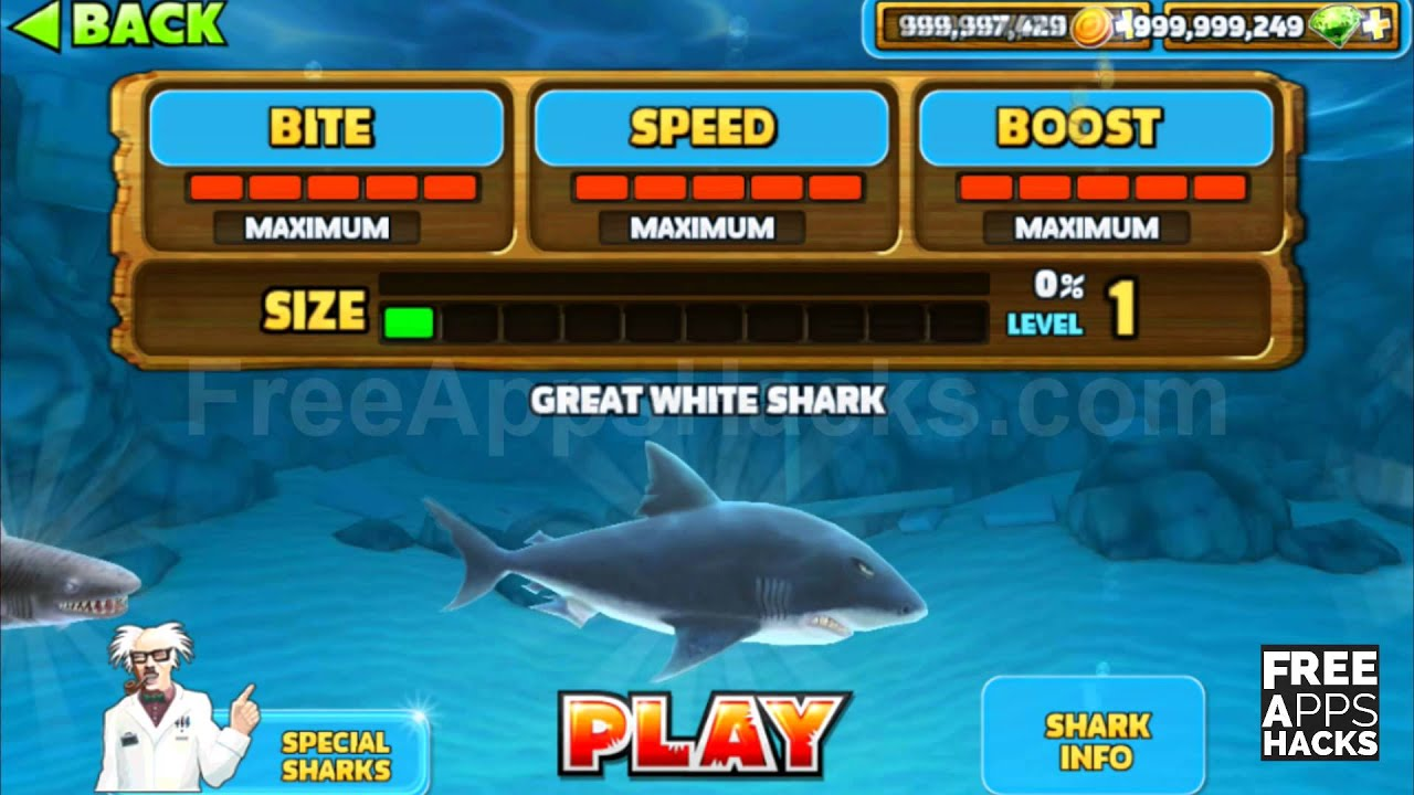 hungry shark evolution modded apk appshacks com hungry shark evolution modded apk appshacks com