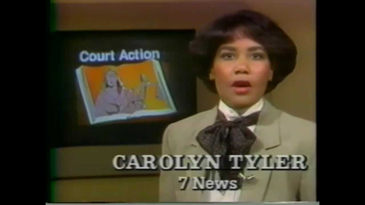 6 Minutes of Austin Texas Channel 7 local news 1983