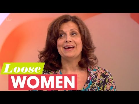 Rebecca Front Talks Humans & Her First Book | Loose Women