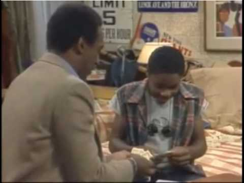 Cosby Show Pilot Episode Theo Scene