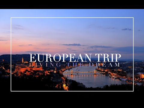 Road Trip Central Europe 2015 - 5 countries ,15 days