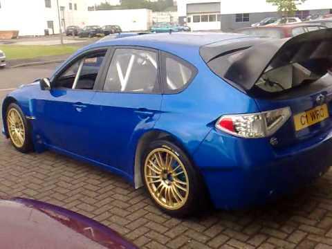Subaru Impreza Hatchback Sport