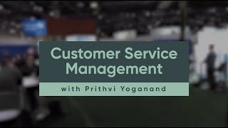 FAQ & What's New in London | Customer Service Management (CSM) with Prithvi Yoganand