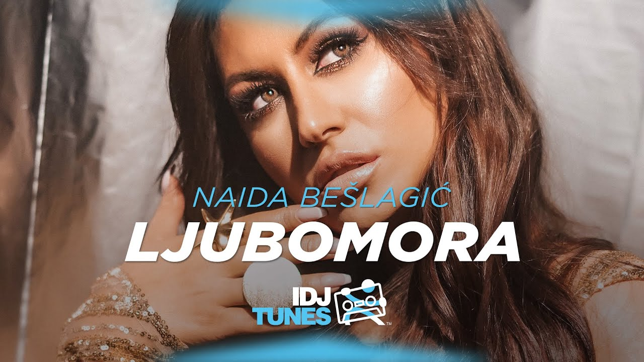 NAIDA BESLAGIC - LJUBOMORA (OFFICIAL VIDEO)