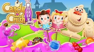 Candy Crush Soda Saga Game Play 2015