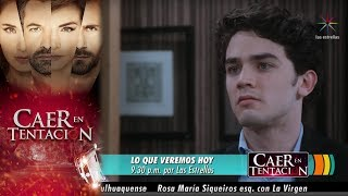 Caer en tentación | Avance 21 de noviembre | Hoy - Televisa