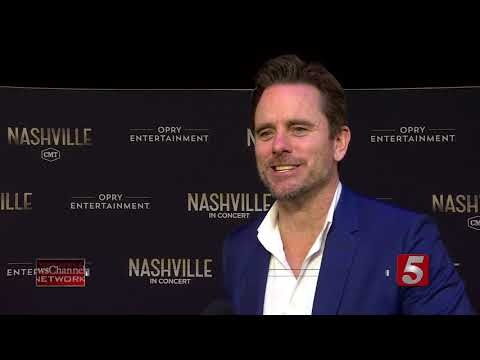 'Nashville' TV Cast Performs At The Opry
