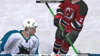 NHL 07 on PC part 3