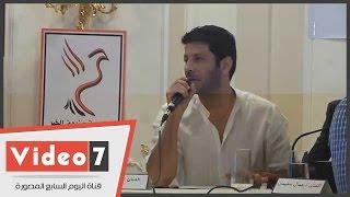 """إياد نصار: جسدت دورى فى """"أفراح القبة"""" باحساسى لانه كان غامض"""