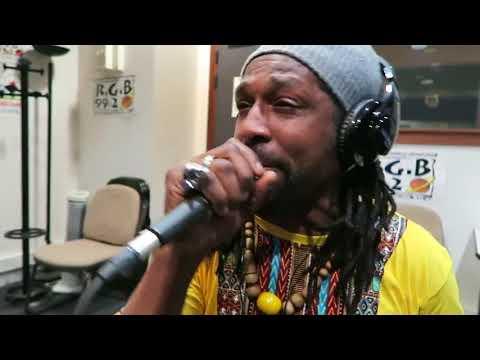 Jamadom - Awtis Mwen Ki La [Live Radio] @ Vibes A Come - Reggae Radio Show (06/04/2018)