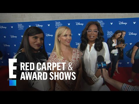 """""""A Wrinkle in Time"""" Stars Talk Margaritas & Emojis 