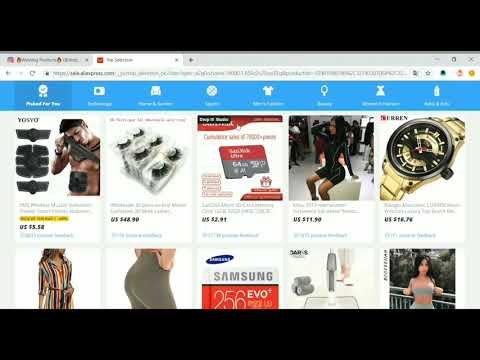 Si te fitojme para nga interneti me Dropship nga Ebay dhe Shopify