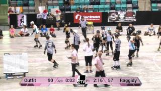 WFTDA Roller Derby: 2014 Division 2 Playoffs, Kitchener: Grand Raggidy vs. Chicago Outfit