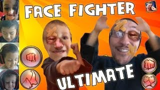 Let's Beat Up Ourselves: Face Fighter Ultimate (5 Player Family iOS Face Cam Gameplay) thumbnail