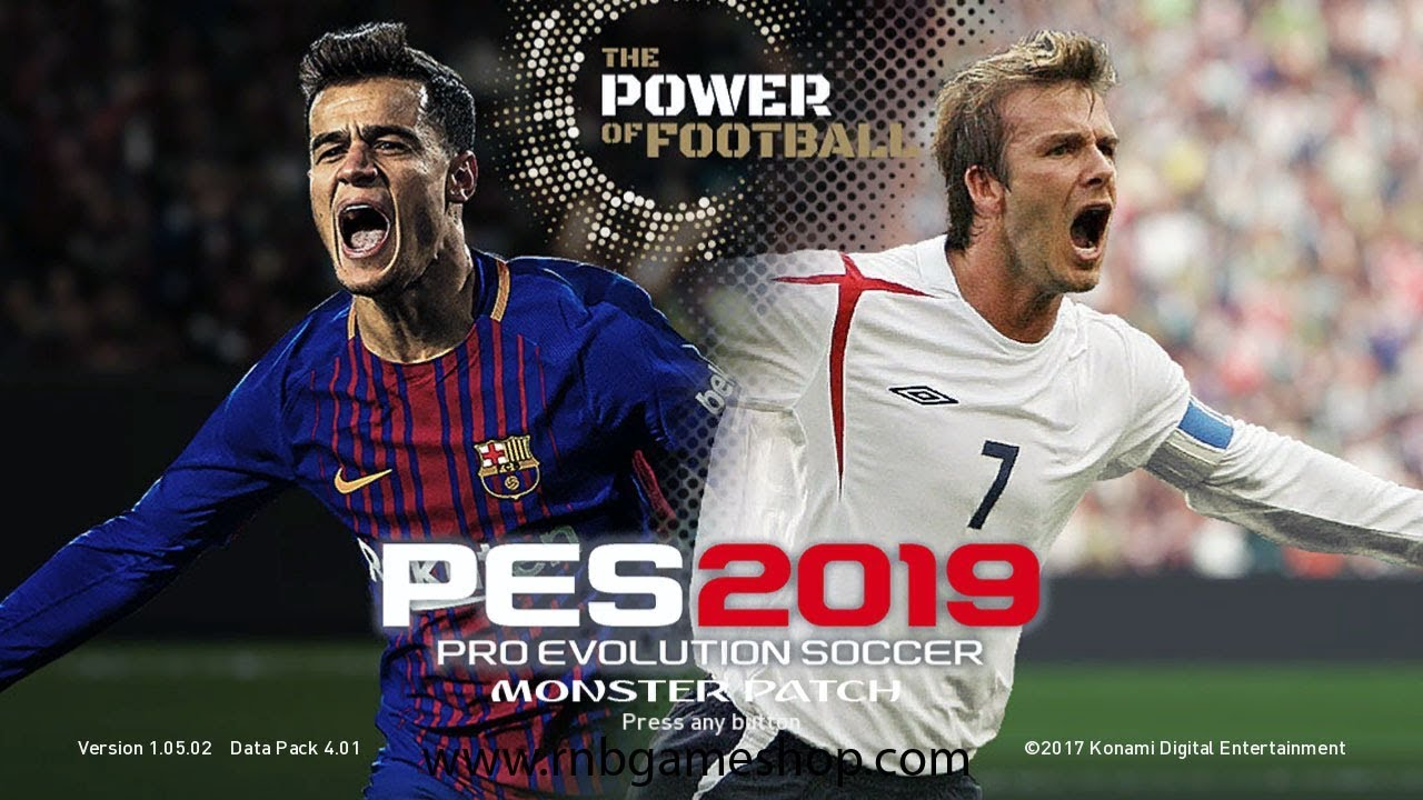 Pes 2018 Ps3 Patch 2019