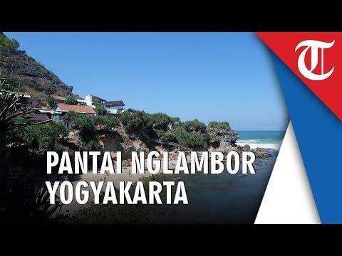 pantai-nglambor-yogyakarta,-wisata-snorkling-di-pantai-selatan.