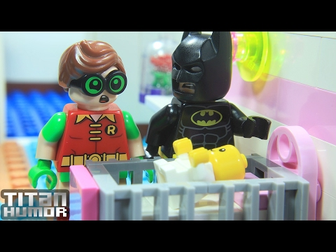 Lego Batman Babysitter