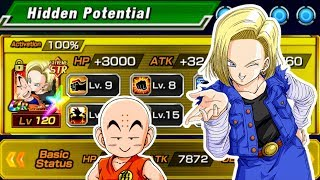 Gambar cover AMAZING AWAKENING FOR AN AMAZING WAIFU! 100% STR Android 18 Showcase | DBZ Dokkan Battle