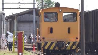 秩父鉄道「わくわく鉄道フェスタ2017」でのモーターカー乗車体験