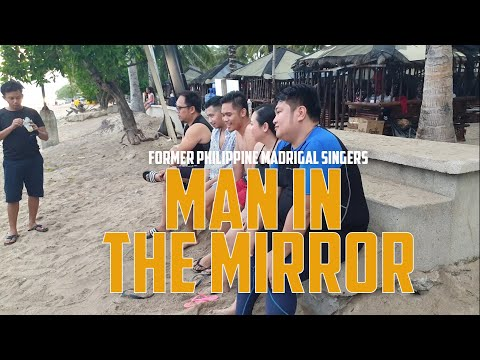 Former Members Of The Philippine Madrigal Singers (Madz) Rocks The Beach With Man In The Mirror!