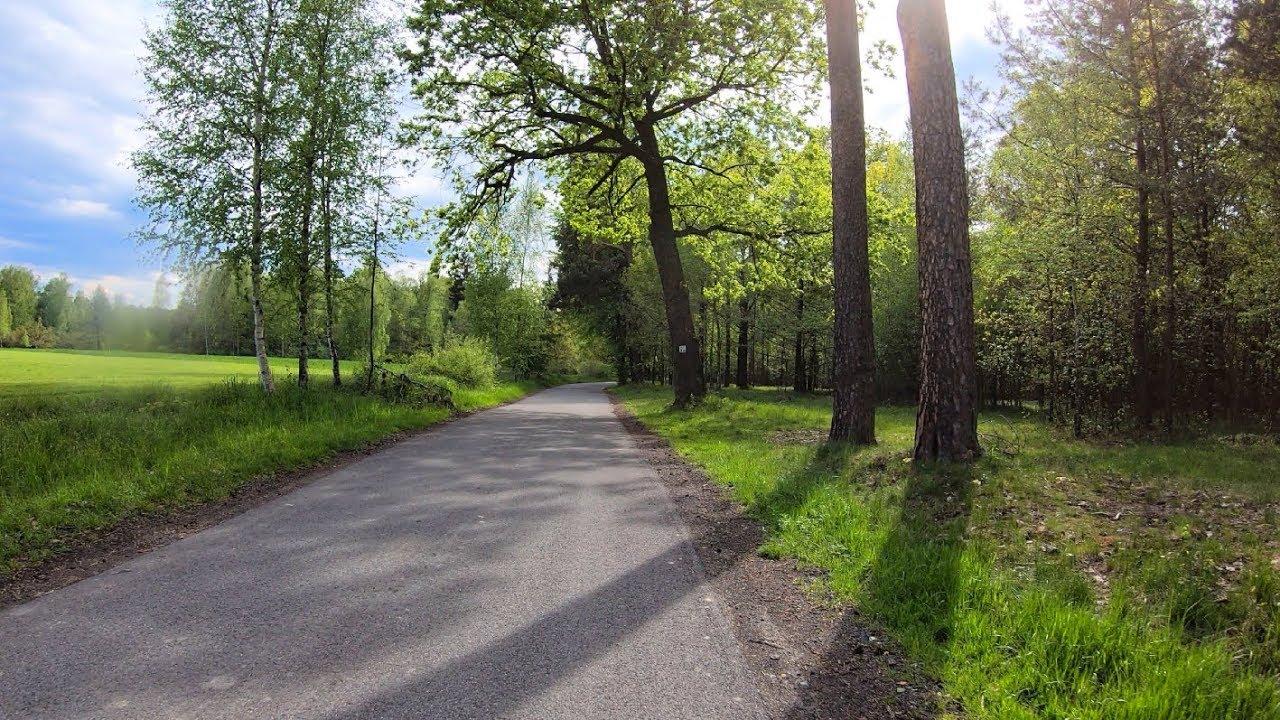 Wiślana Trasa Rowerowa (WTR) Górki-Zalew Goczałkowicki