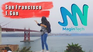 TİM TEB Let's UP 2018 San Francisco Gezisi 1. Gün